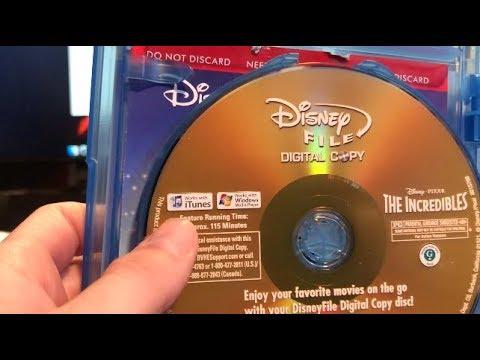 "Disney's ""Digital Copy""; digit..."