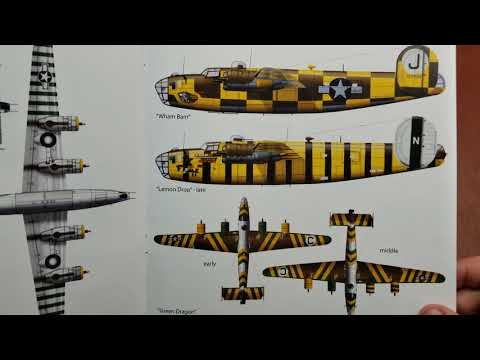 Hussar Decals Kit No D72001 1/72 scale B-24 Assembly Ships