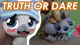 LPS TOWER, DEATH METAL RAP SONG, AND JESSE'S EMBARRASSING MOMENT😤LPS: Truth or Dare #1