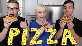 Why Is Pizza The Perfect Food? ft. The Domest...