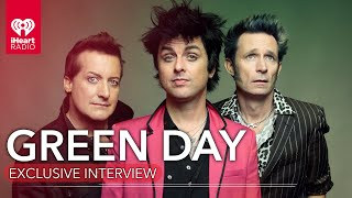 Green Day Talks New Album, Hints At More Music On The Way + More!