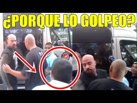 ¿ PORQUE BABO GOLPEO A ESTA PERSONA ? CARTEL DE SANTA MUSICRAPHOOD