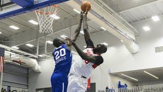 Christ Koumadje's Best Blocks In The NBA G League