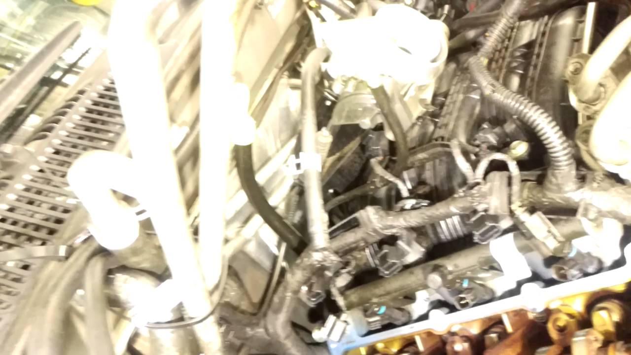 Jeep Cherokee 3.7 liter V6 Rocker Cover gaskets oil leaks ...