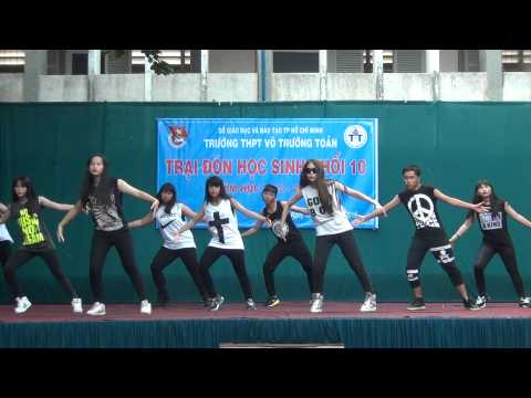 ]Trại Hè 2015] Nhảy Hiện Đại - Drew