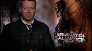Ryan Parker - The Terminator Salvation Chronicles: McG