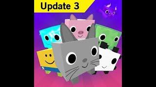 🔴 Roblox Pet Simulator 🐾   Fluxo de aniversário 🎉   Estrada a 1.8 K
