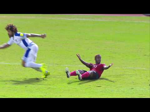 Highlights - T&T defeats Panama 1-0 in World Cup Qualifier