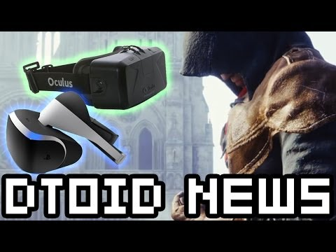 DTOID News: GDC 2014, Assassin's Creed Unity, Project Morpheus, Oculus 2.0, & Far Cry 4