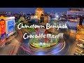 #crocodilemeat Chinatown Bangkok    Crocodile Meat!!! ft. Ria #chinatown