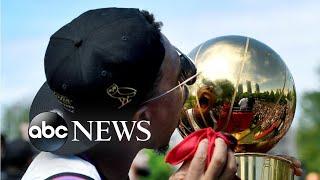 World in Photos, June 21: Hope Hicks testifies, NBA Raptors' celebrate first title win