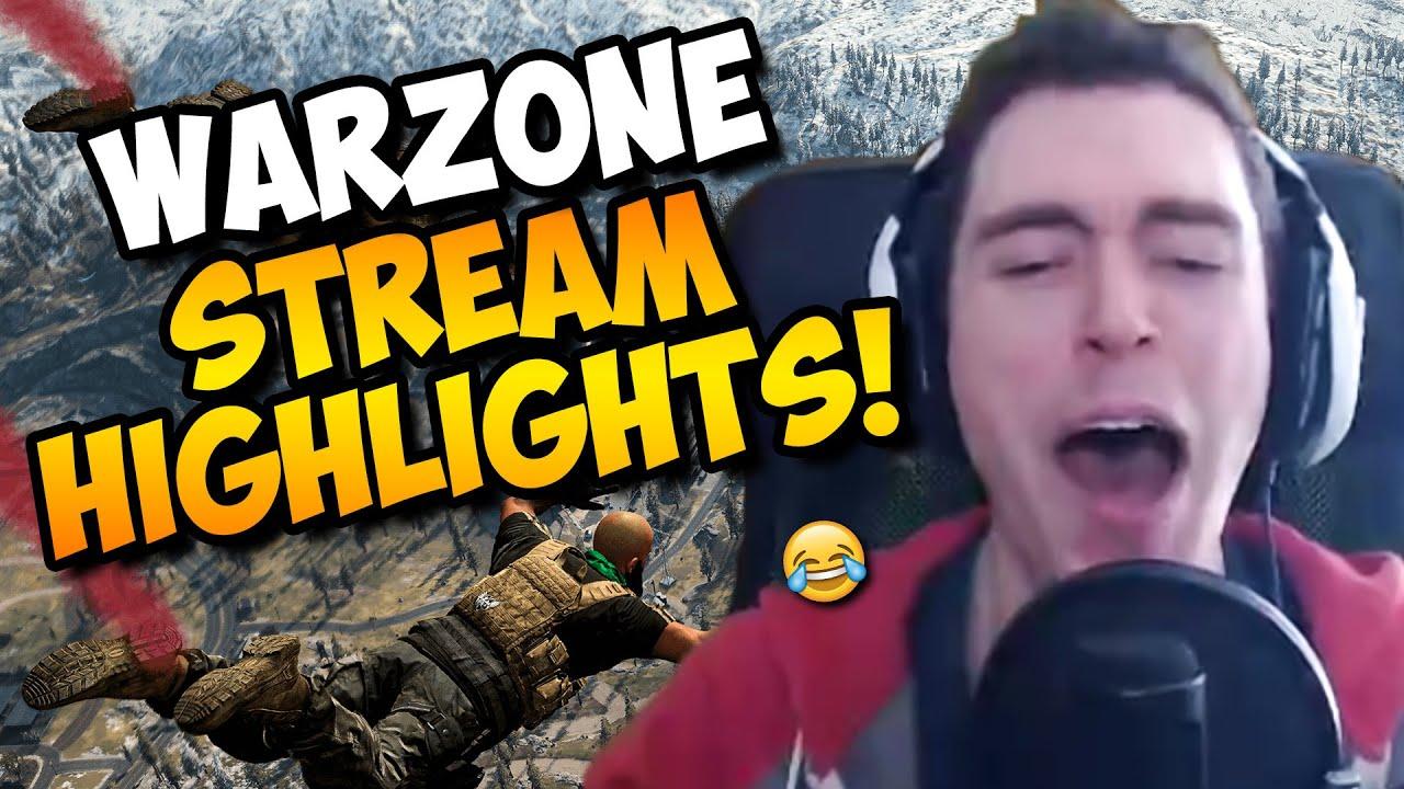 "THIS IS MY ""LITTLE GUN"" - Warzone Stream Highlights | ChimneySwift11"