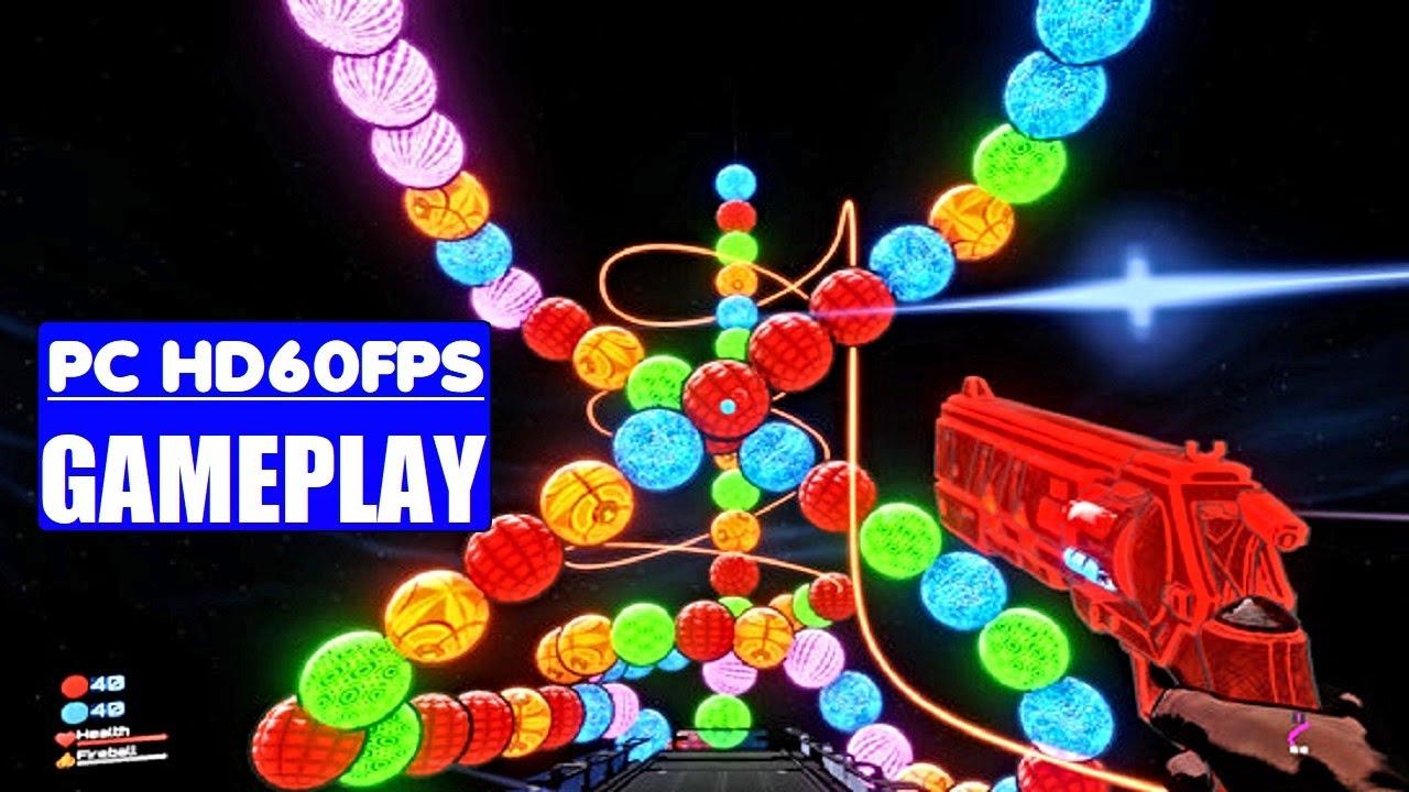 Gun Chain Gameplay Pc Hd60fps Youtube