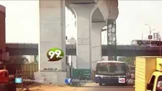 Hyderabad Metro: Uppal and Miyapur Metro works over ||18 Trains ready to Run - 99tv