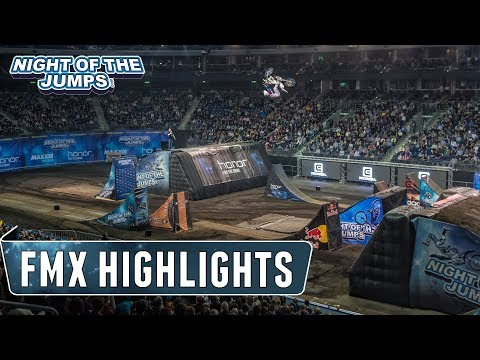 NIGHT of the JUMPs | BERLIN FMX Highlights 2018