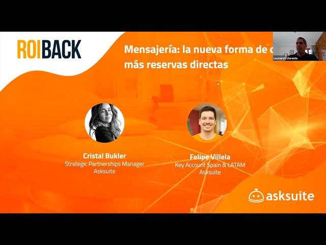 Webinar Asksuite - Roiback