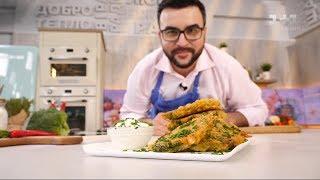 Оладки з броколі – рецепти Руслана Сенічкіна