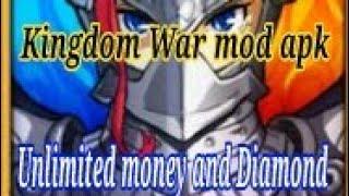 Cara Download Kingdom War Mod Apk