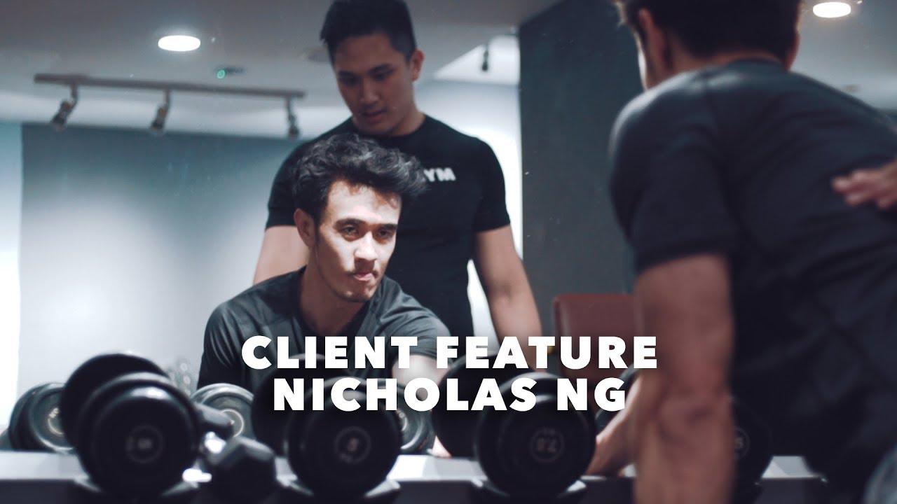 Client Feature- Nicholas Ng