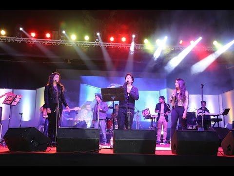Parul Institute_Live Concert by Ankit Tiwari at Parul Campus