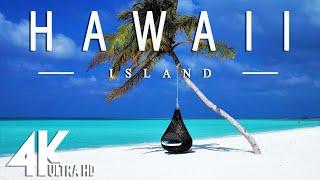 HAWAII 4K  Música relajante junto con hermosos videos de la naturaleza (4K Video Ultra HD)