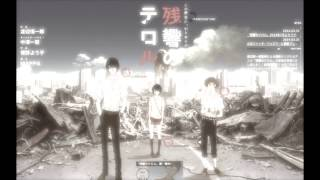 is (feat. POP ETC) - female cover with lyrics / Zankyou no Terror 残響のテロル