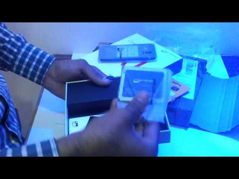 Micromax canvas A1 unboxing in hindi