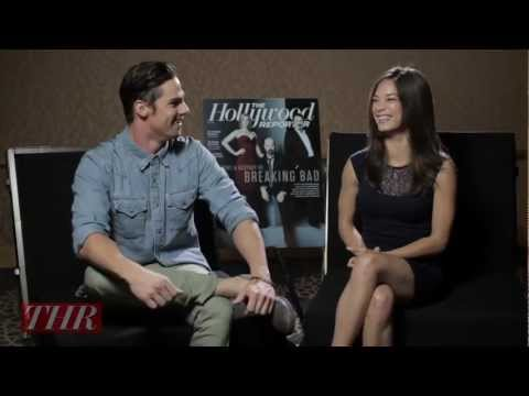 Kristin Kreuk and Jay Ryan on 'Beauty and the Beast'