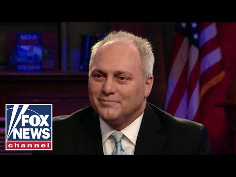 Rep. Steve Scalise relives the day that changed his life