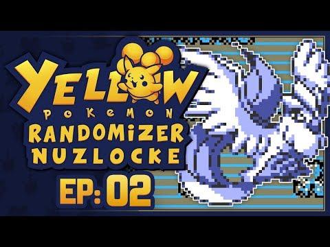 WE'RE LOSING POKEMON ALREADY! - Pokémon Yellow Randomizer Nuzlocke w/ Supra! Episode #02