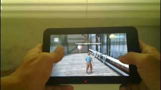 Tablet Multilaser Elite - As Aventuras de Tintin Game