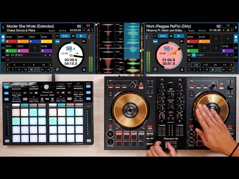 PRO DJ KILLS THE NEW GOLD SB3 & XP2 - Fast and Creative DJ Mixing