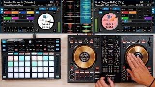 PRO DJ KILLS THE NEW GOLD SB3 & XP2 - Fast and Creative DJ Mixing