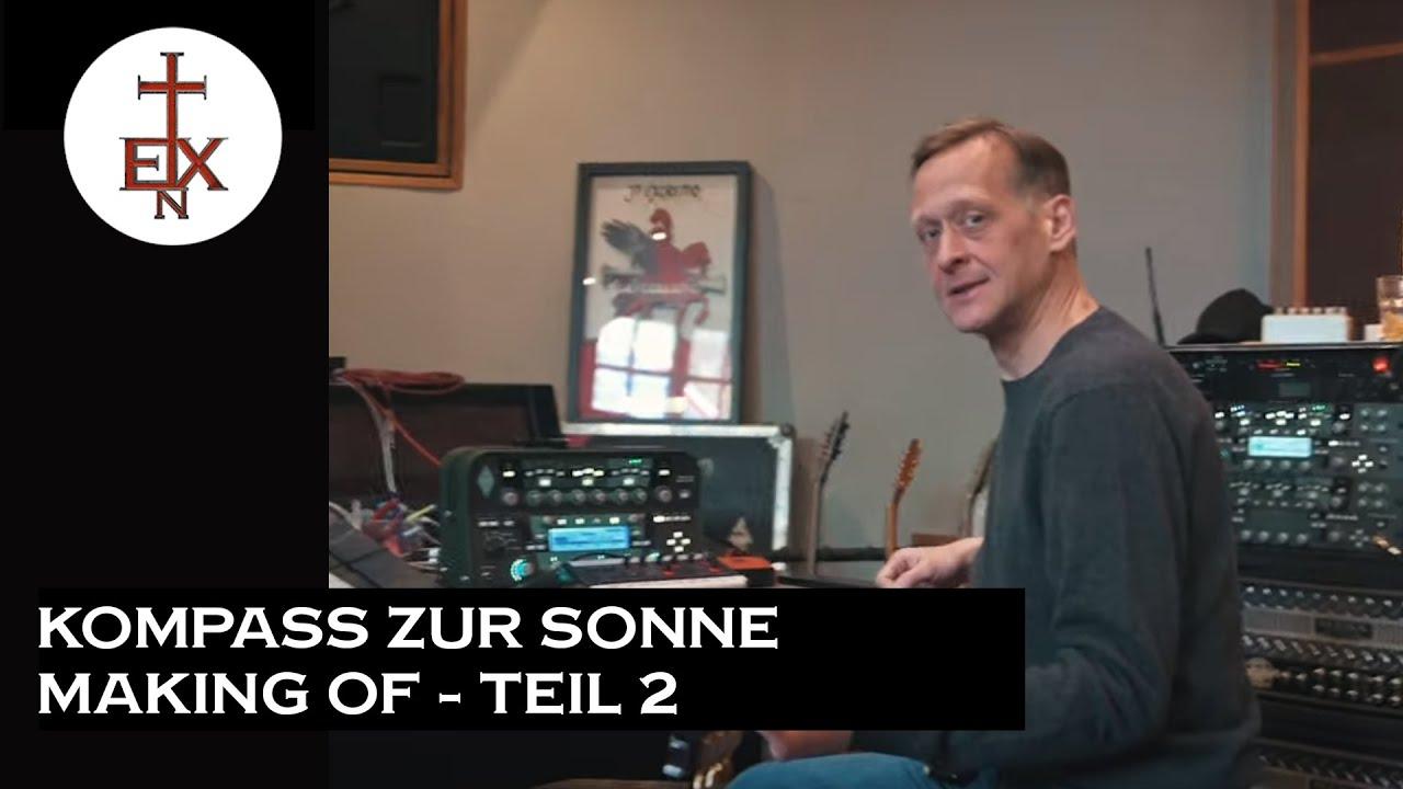 "IN EXTREMO –""Kompass zur Sonne"" Making Of - Episode 2"