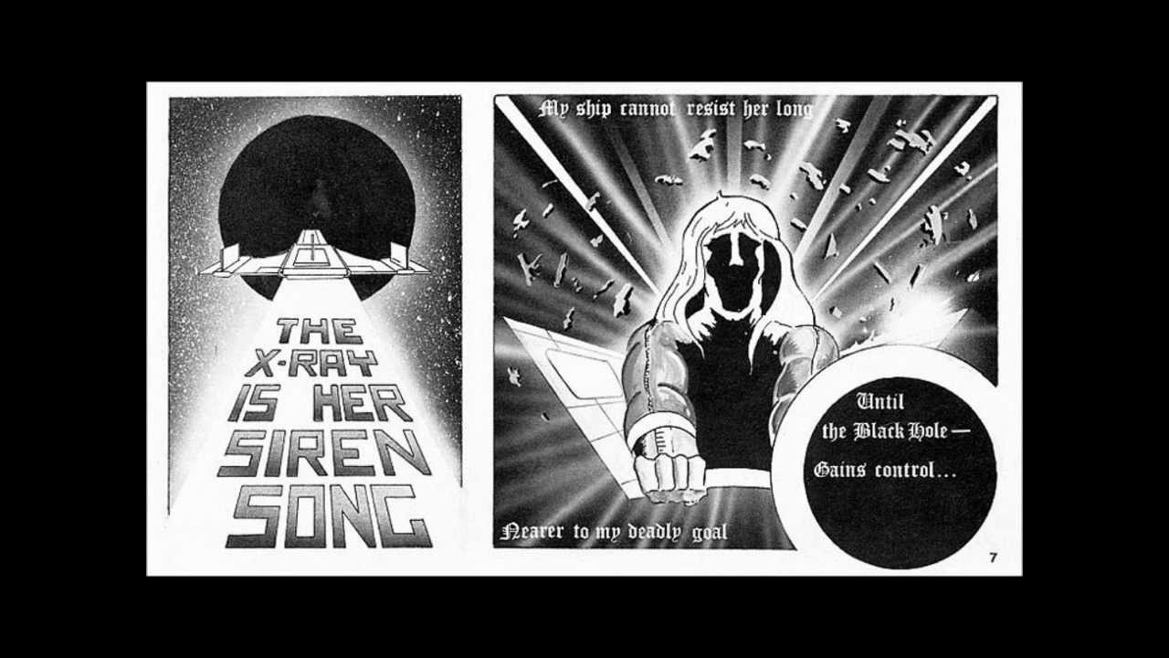Rush - Cygnus X-1: Book One - The Voyage (Comic book with ...