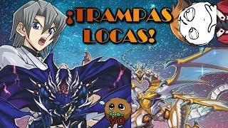 ¡TRAMPAS LOCAS!/ Yu-Gi-Oh! Duel Links/ parte 1
