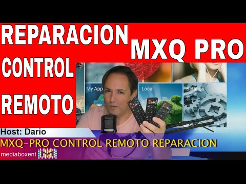 MXQ-PRO 4k, Como reparar tu Caja Android - Media Box Ent Blockchain
