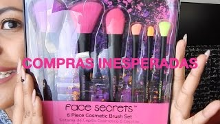 Compras Inesperadas  Sally beauty Supply