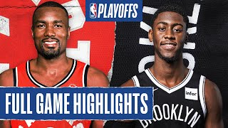 RAPTORS at NETS | FULL GAME HIGHLIGHTS | August 23, 2020