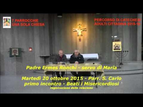 Ermes Ronchi - Beati i misericordiosi