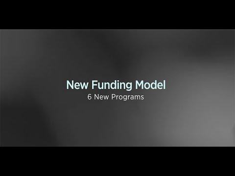 New Funding Model Webinar