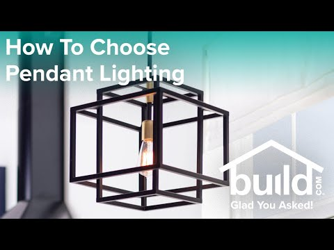 How To Choose The Right Pendant Lighting