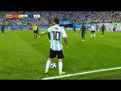 Look At These IMPOSSIBLE Plays from Lionel Messi with Argentina ● Nobody Can Do with National Team ¡