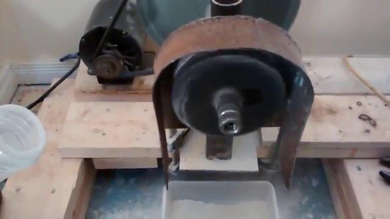 DIY Flour Mill