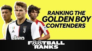 The Golden Boy Contenders | B/R Football Ranks The Top 5