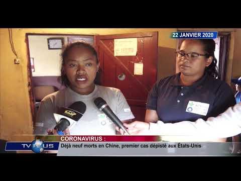 JOURNAL DU 22 JANVIER 2020 BY TV PLUS MADAGASCAR