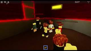 Roblox scary elavator with deon &william