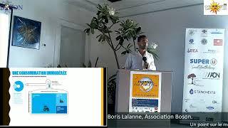 """Festival Saint Barth & L'eau Conférence """"Un point sur le Monde et l'Amazonie"""" par Boris Lalanne"""