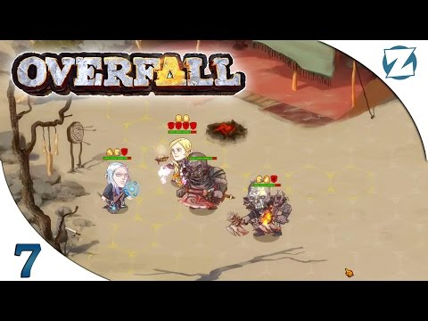 Overfall Gameplay - Ep 7 - Orcs  (Let's Play)
