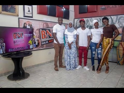 Banjul Night Live 4.0 Episode 2 with guest ST